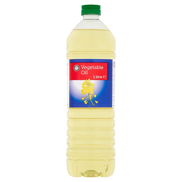 Euro Shopper Vegetable Oil 1 Litre