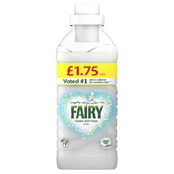Fairy Fabric Conditioner Original 665ml 19 WashesRecent Purchase
