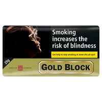 Gold Block Pipe Tobacco 25g