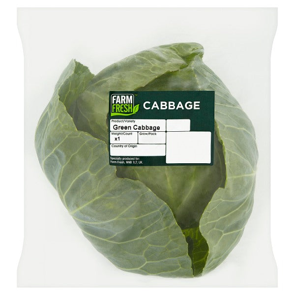 Farm Fresh Green Cabbage