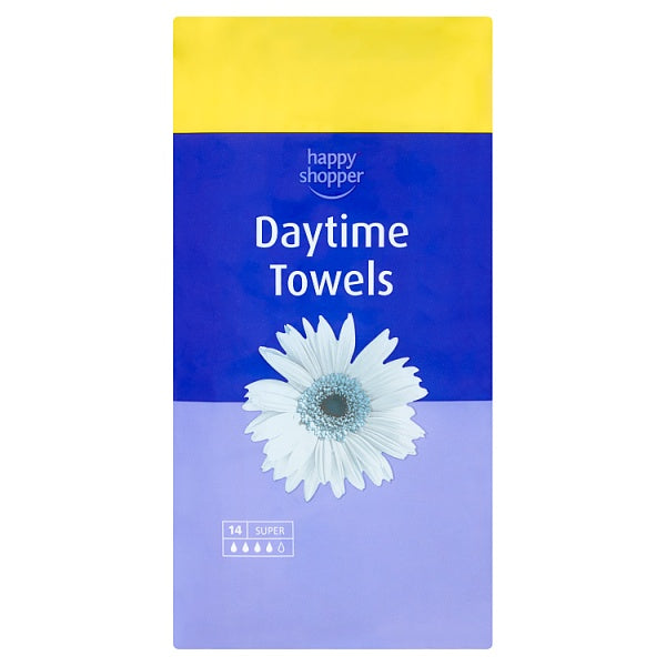 Happy Shopper Daytime 14 Super Towels