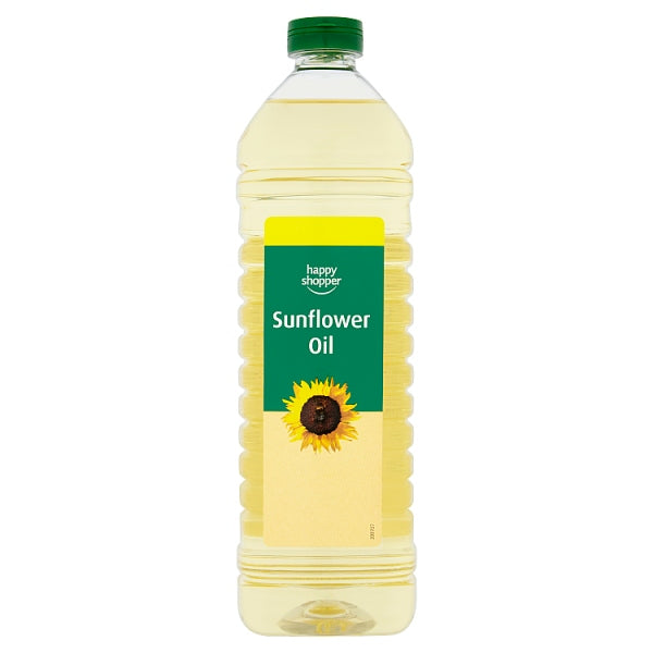 Happy Shopper Sunflower Oil 1 Litre