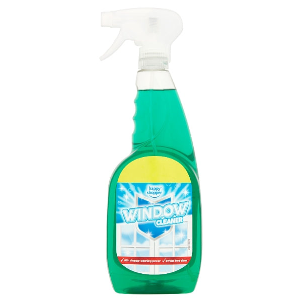 Happy Shopper Window Cleaner 750ml