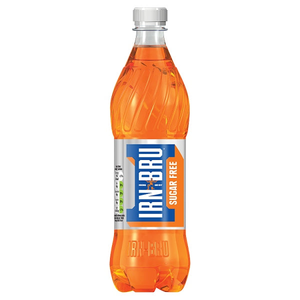IRN-BRU Sugar Free 500ml Bottle