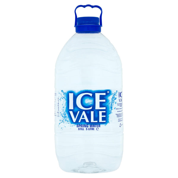 Ice Valley Spring Water Still 5 Litre