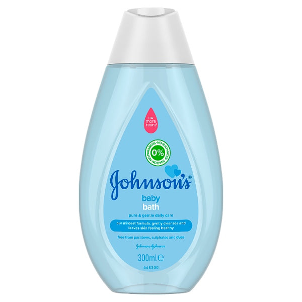 JOHNSON'S® Baby Bath 300ml