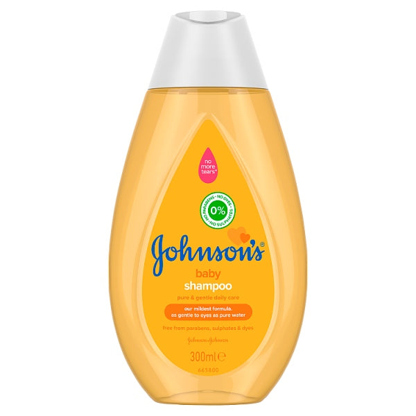 JOHNSON'S® Baby Shampoo 300ml