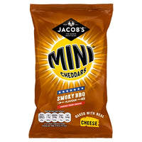 Jacob's Mini Cheddars Smoky BBQ Flavour 50g