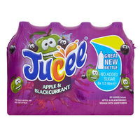 Jucee No Added Sugar Apple & Blackcurrant Squash with Sweeteners  1.5 Litre