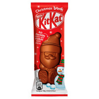 KitKat Santa Milk Chocolate Bar 29g