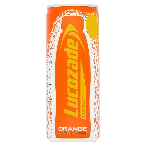 Lucozade Energy Orange 250ml