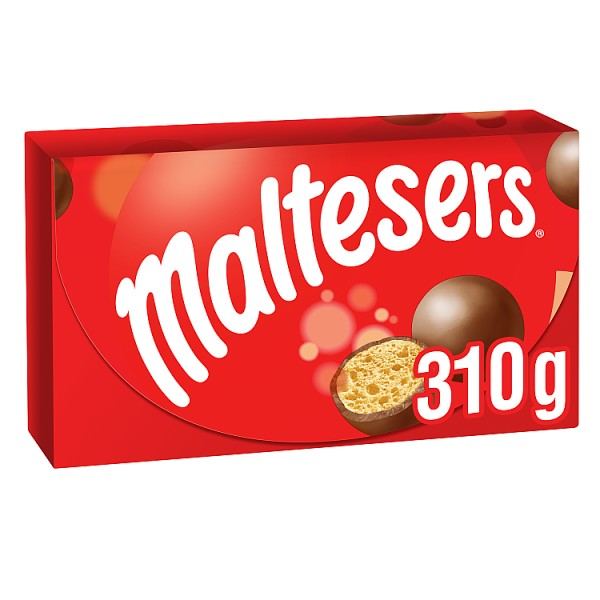 Maltesers Chocolate Box 310g