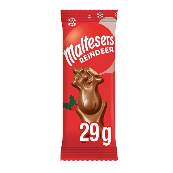 Maltesers Reindeer Chocolate Christmas Treat 29g.