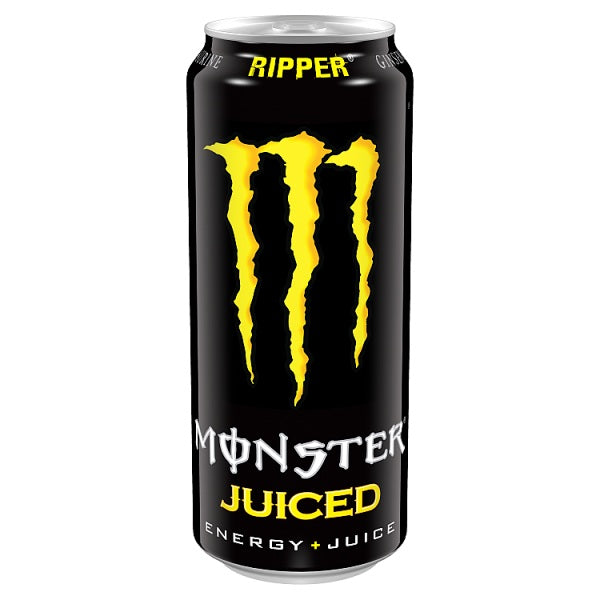 Monster Ripper Juiced Energy Drink 500ml