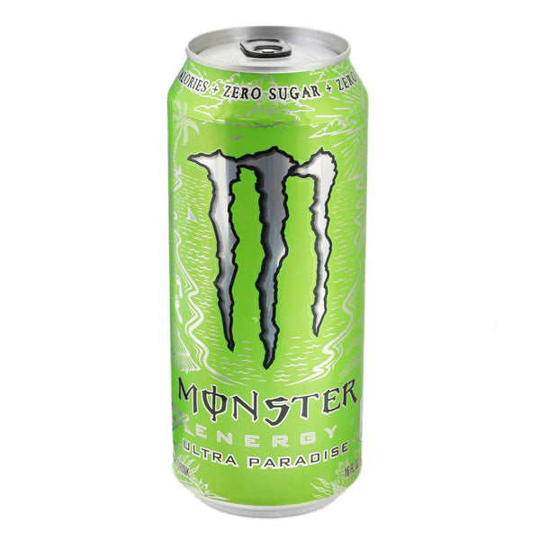 Monster Ultra Paradise Energy Drink.