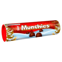 Munchies Milk Chocolate & Caramel Christmas Giant Tube 100g