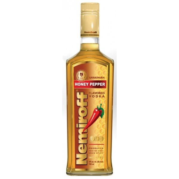 Nemiroff Honey & Pepper Vodka 70cl