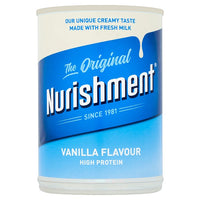 Nurishment The Original Vanilla Flavour 400g