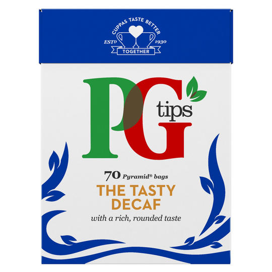 PG Tips Decaff PM169.