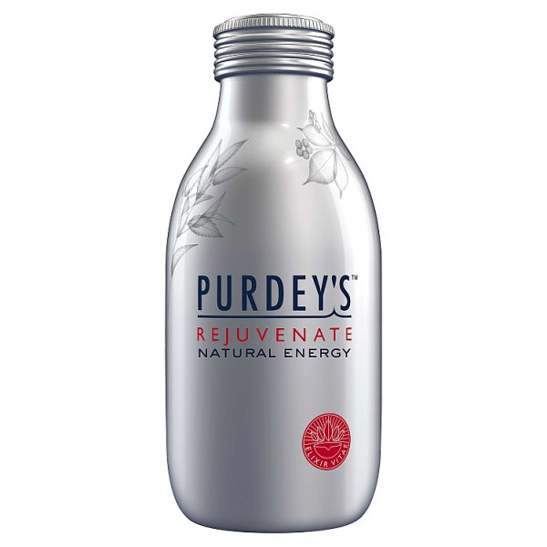 Purdey's Rejuvenate Natural Energy 330ml
