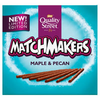 Quality Street Limited edition Matchmakers Maple & Pecan 120g