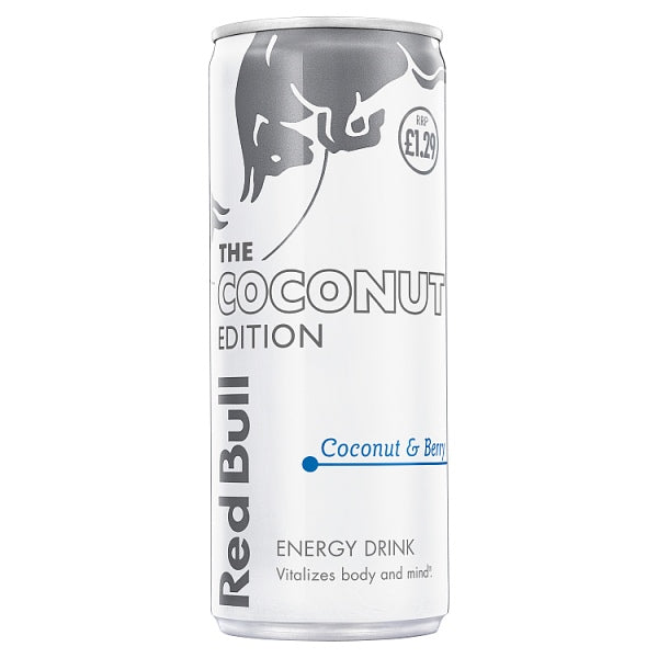 Red Bull Energy Drink, Coconut Edition, 250ml