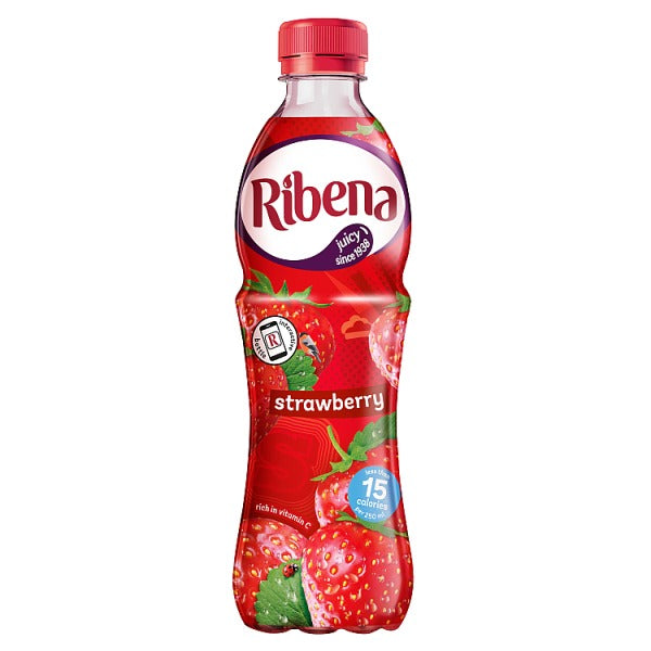 Ribena Strawberry 500ml