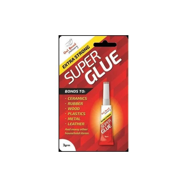 OWL BRAND EXTRA STRONG SUPERGLUE OBS1058