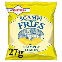Smiths Scampi & Lemon Snacks 27g