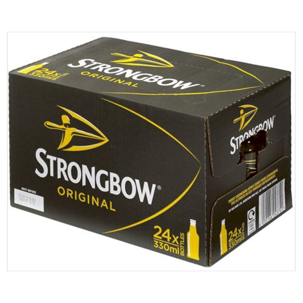 Strongbow Original NRB 24 x 330ml