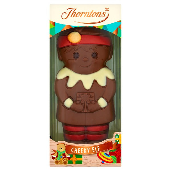 Thorntons Milk Chocolate Cheeky Elf Model 200g