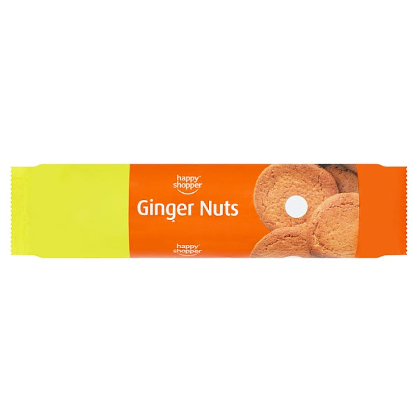 Happy Shopper Ginger Nuts 200g