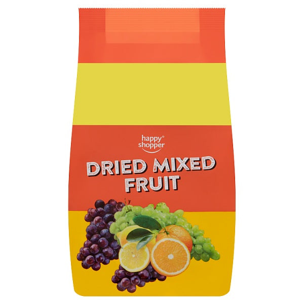 Happy Shopper Dried Mixed Fruit 375g