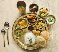 Fish Thali – Lunch Meal for 2