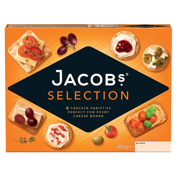 Jacons Selection 300g