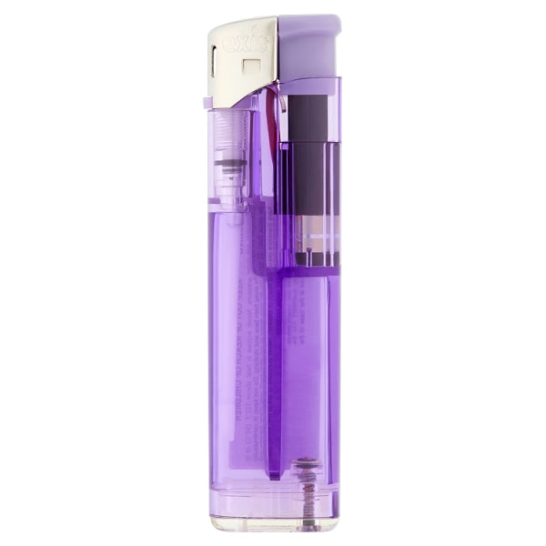Exis Electronic Refillable Lighter