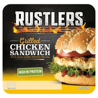 Rustlers Grilled Chicken Sandwich