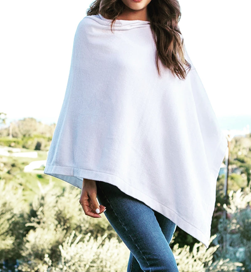 BAREFOOT DREAMS PONCHO