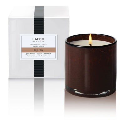 "LAFCO ""Big Sky"" Signature 15.5oz Candle"