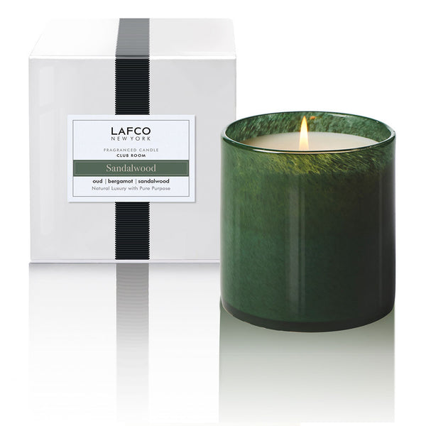 "LAFCO  ""Sandalwood""  Signature 15.5oz Candle"