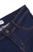Load image into Gallery viewer, High Waisted Jeans - Dark   - Jam Clothing
