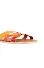 Load image into Gallery viewer, Multi-Color Slip On Sandals   - Jam Clothing