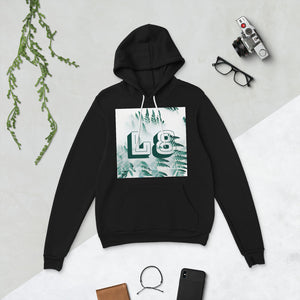 L8 Bloomers Winter Green Unisex hoodie