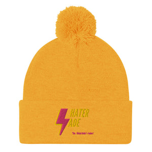 L8 Bloomers Hater Ade Pom-Pom Beanie