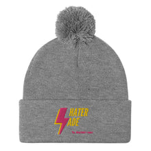 Load image into Gallery viewer, L8 Bloomers Hater Ade Pom-Pom Beanie