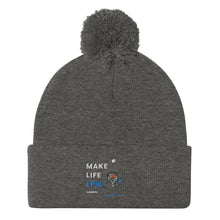 Load image into Gallery viewer, L8 Bloomers M.L.E Pom-Pom Beanie