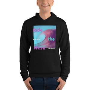 "L8 Bloomers ""Ride The Wave"" Unisex hoodie"