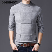 Load image into Gallery viewer, Men's Pullover Cashmere Turtleneck Sweater