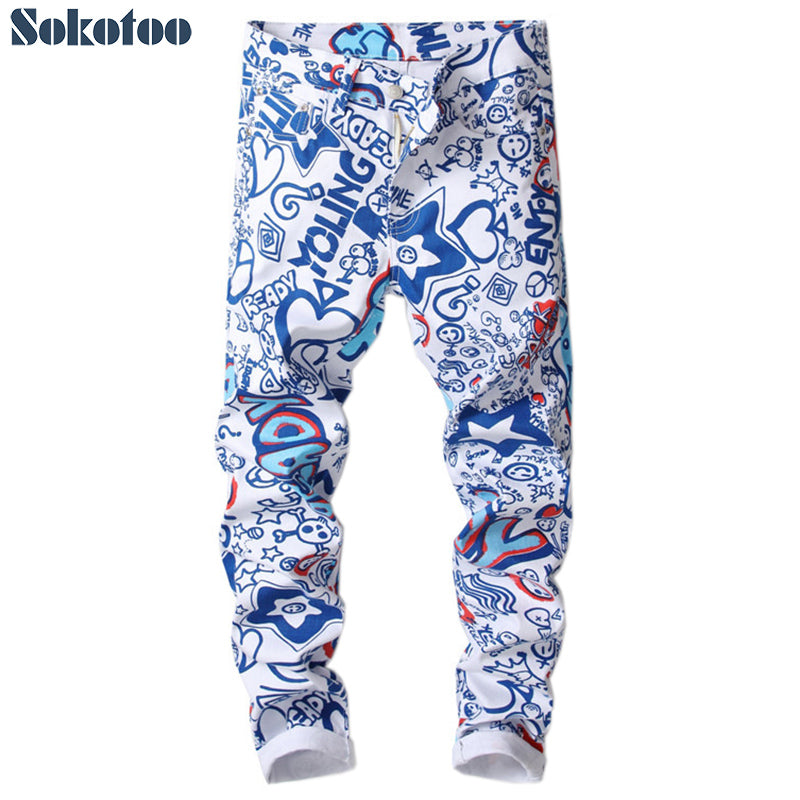 Sokotoo Men's