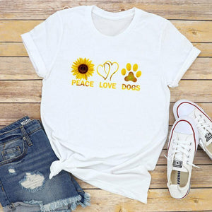 Candynana Women Graphic Print Summer Tee